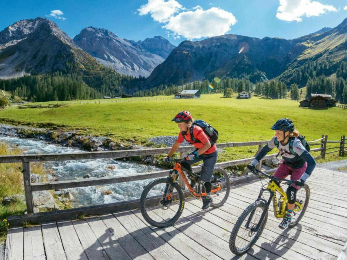Biking holidays in Davos Klosters, Switzerland