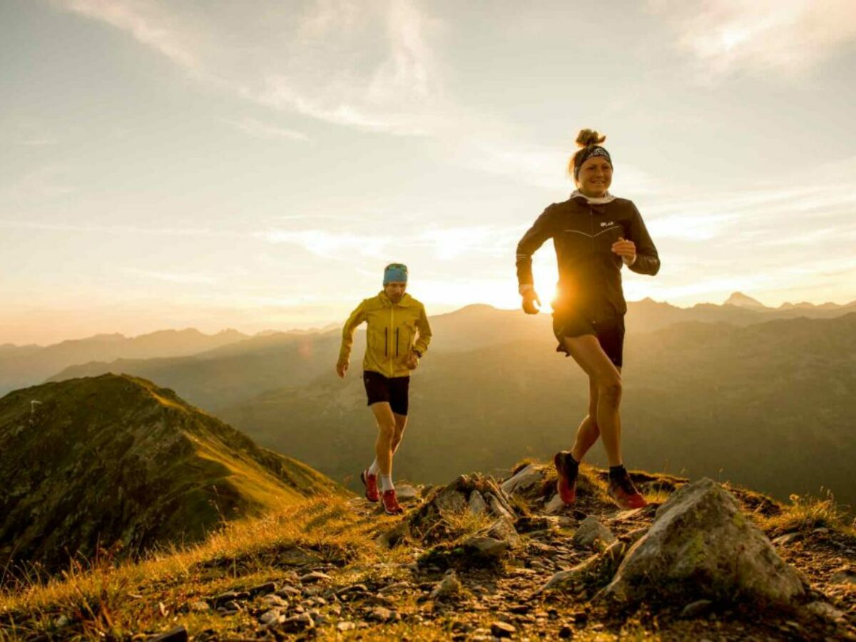 Sport holidays in Klosters - Trailrunning